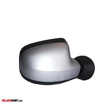 آینه بغل برقی نقره ای ساندرو ولاش