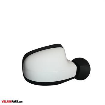 آینه بغل برقی سفید ساندرو ولاش