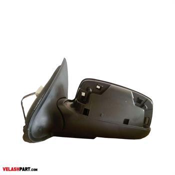 آینه بغل برقی پـژو SLX برازش صنعت بدون فلاپ
