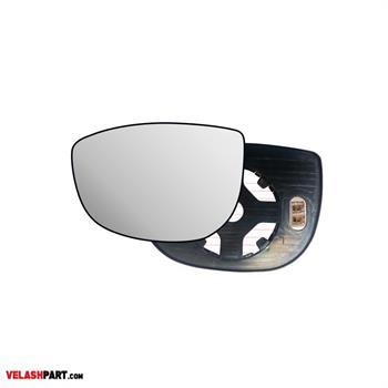 شیشه آینه بغل برقی پژو 207 ولاش با کفی و گرمکن