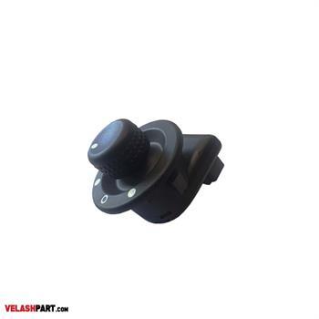 کلید تنظیم آینه ال نود سوکت کوچک