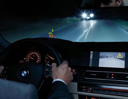 سیستم دید در شب خودرو چیست و چه کاربردی دارد؟