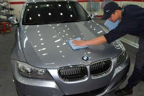 پوشش سرامیکی خودرو چیست؟