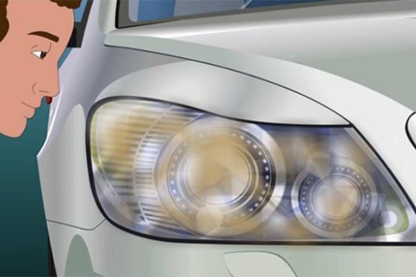چراغ های جلو خودرو به چه دلیلی مات می شوند؟