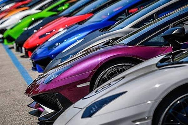درمورد رنگ خودروها بیشتر بدانیم