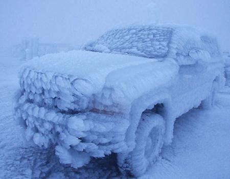 روش های مقابله با یخ زدن درهای خودرو در زمستان
